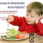 La escuela infantil Capitán Galleta en san Miguel acogerá una charla-taller sobre nutrición infantil