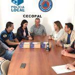 Nuevas emisoras para la Policía Local y Protección Civil de San Miguel de Abona