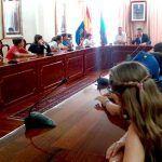 El alumnado de Primaria de Arona acerca al Pleno del Ayuntamiento las demandas de los barrios