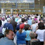 Los aeropuertos canarios registran en abril más de 3,8 millones pasajeros