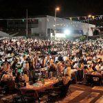 Granadilla celebra su primera gran cita con las tradiciones con el Baile de Taifa