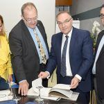 Baltar pretende llegar a un consenso de mejora de la sanidad pública