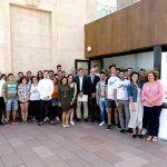 Cámara y TITSA financiarán el desplazamiento de alumnos jóvenes sin empleo