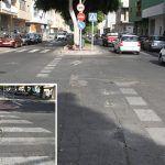 Arona tiene un año anunciando el asfaltado de sus calles, hoy informa que se adjudicó