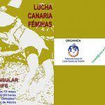 San Miguel acoge el sábado el Campeonato Insular de Lucha Canaria de Féminas