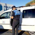 La Policía Local de San Miguel inspecciona la flota de taxis del municipio