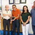 El sorteo de la campaña de e-factura de Entemanser deja un nuevo premiado en Adeje