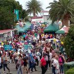 Miles de personas asistieron a la Feria del Ganado de Gran Canaria