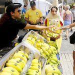 Adeje y Arona celebraron la clausura del III Festival del Plátano Organizado por el Cit Sur