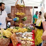 Un éxito el Festival del Plátano 2017 realizado en Vilaflor