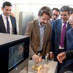 Presentan la impresora de alimentos 3D denominada 'Foodini' en Gastrocanarias 2017