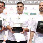 José Luis Espino Santana (Tenerife) vencedor del 13º Campeonato Absoluto de Cocineros de Canarias