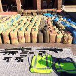 Desarticulada la mayor organización criminal de tráfico de hachís que operaba en España
