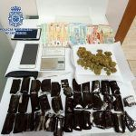 Detenido por vender hachís y marihuana en Puerto del Rosario