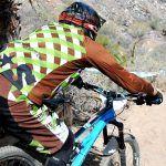 Alexander Borges, vencedor del II Descenso Extremo de Mountain Bike de Santiago del Teide