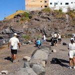Realizarán una limpieza de litoral y fondos marinos en la costa de Santiago del Teide