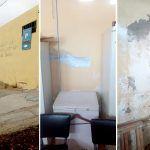 El local social del Barrio del Carmen en Arafo espera por su rehabilitación