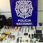 Desarticulan un peligroso grupo criminal dedicado a los robos con fuerza en viviendas de Las Palmas