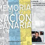 """Presentarán el libro """"Memoria de la Nación Canaria"""" en La Laguna"""