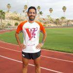Pablo Ojea del S.I.T.S Team, padrino de La Espíritu Triabona 5 Km