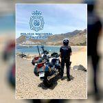 Detienen a un hombre por robo con violencia en la playa de Las Teresitas