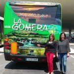 La Gomera refuerza su promoción regional de cara al verano