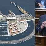 Se Aprobó la proposición no de ley para la adscripción de la parcela del Puerto de Fonsalía