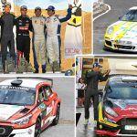 Cristian García y Eduardo González (Ford Fiesta R5) ganadores del Rally Villa de Adeje