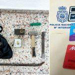 La Policía Nacional detiene a un hombre por intentar robar en tres domicilios en Santa Cruz