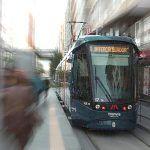 132 millones de pasajeros han elegido el tranvía para desplazarse en sus diez años de funcionamiento