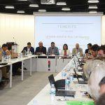 Adeje vuelve a ser sede del URBAN-WASTE gestión de residuos en las ciudades turísticas