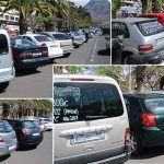 ¿Por qué no solucionan el problema de la venta de coches en la vía pública de Los Cristianos?