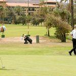 Más de un centenar de participantes se dieron cita en el X Torneo ANJOCA Golf Cup