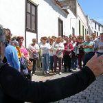 El Cabildo traslada a San Miguel la actividad turística 'Nuestros guías, los mayores'
