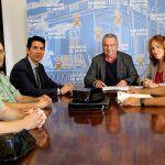Policía Local de San Miguel y Guardia Civil renuevan el protocolo de colaboración en seguridad vial