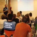El Ayuntamiento de San Miguel de Abona forma a los futuros taxistas del municipio