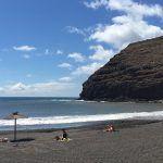 La playa de San Sebastián de La Gomera ya es oficialmente 'Bandera Azul'