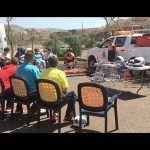 La Policía Local de San Miguel desarrolla una jornada formativa en la sede de Amisur