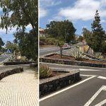 Ciudadanos solicita que se acondicione el acceso al centro de salud de Granadilla