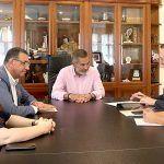 Adeje y mensajeros por la paz suscriben un acuerdo para la orientación e inserción laboral