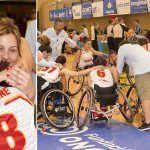 España destroza a Turquía en el Europeo de Baloncesto femenino en Silla de Ruedas en Adeje