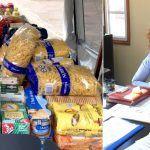 Santiago del Teide apoya al Banco de Alimentos de Tenerife con una recogida de alimentos