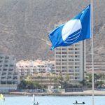 Arona reválida las banderas azules