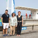 El CEST celebra que la UE valore los servicios en las playas del Duque, Fañabé y Torviscas