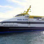 Nueva línea marítima cubrirá tres trayectos diarios los puertos gomeros