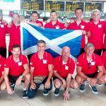 Bomberos de Tenerife participan en el Campeonato Nacional de fútbol 7