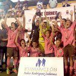 El CD Tenerife gana el 'II Torneo Alevín F-7 villa histórica de granadilla'
