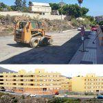Asfaltarán la calle La Orilla de Cabo Blanco después de las múltiples denuncias de los vecinos