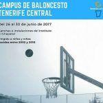 Abierta la inscripción para el 'Campus de Verano Tenerife Central'