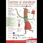 """Cruz Roja organiza el Festival """"Cuentos al Atardecer"""""""